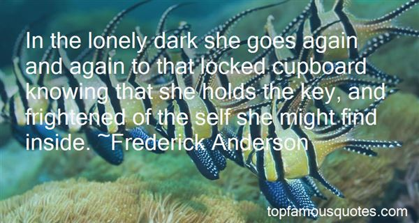 Quotes About Grendel Being Lonely
