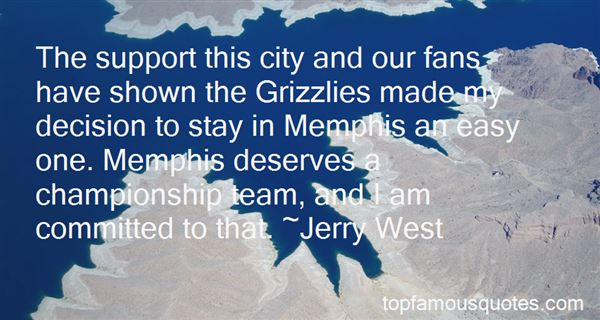 Quotes About Grizzlies