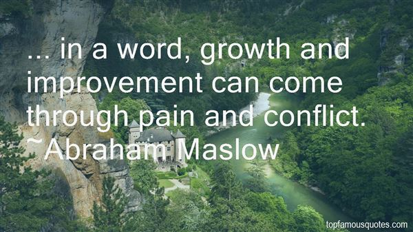 Quotes About Growth And Improvement