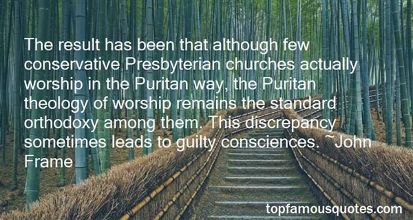 Quotes About Guilty Conscience