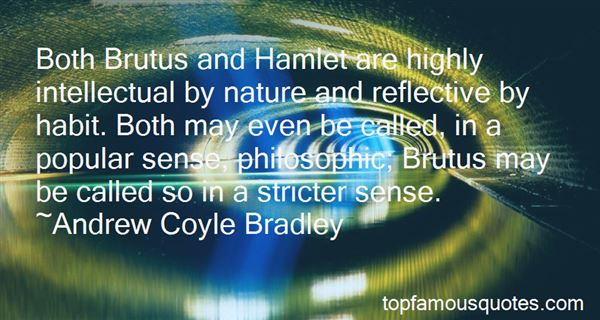 Quotes About Hamlet Duality