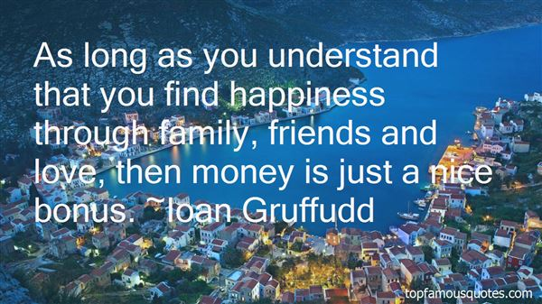 Quotes About Happiness And Money