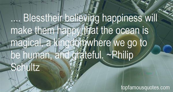 Quotes About Happiness And The Ocean