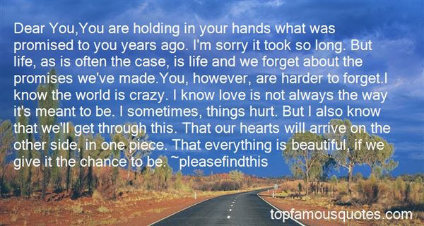 Quotes About Hard Love Times