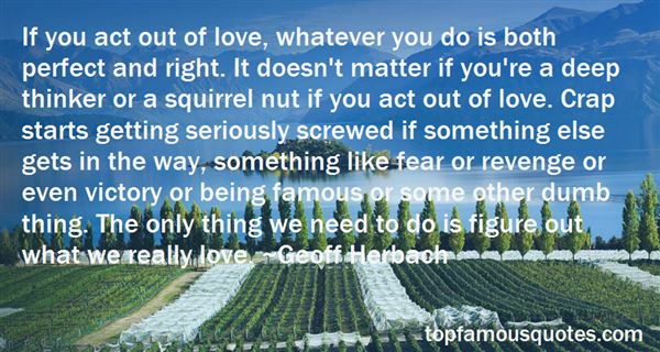 Quotes About Hate Being In Love