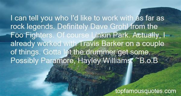 Quotes About Hayley Williams