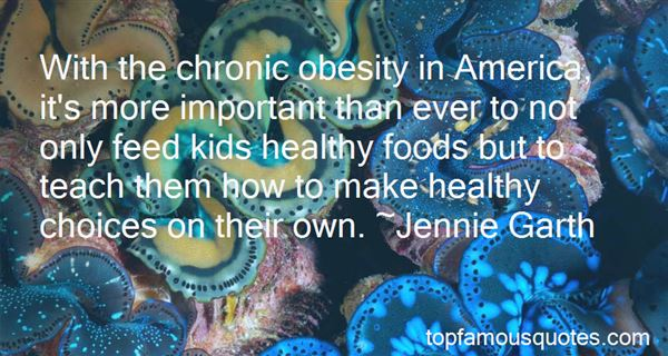 Quotes About Healthy Choices