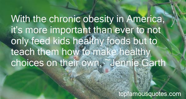 Quotes About Healthy Food Choices