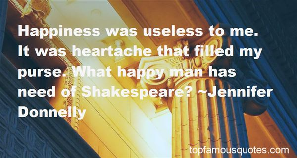 Quotes About Heartache Shakespeare