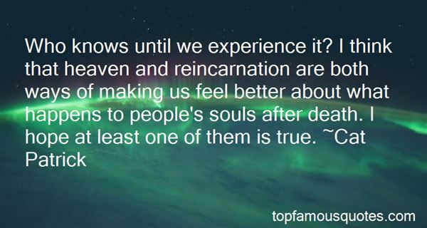 Quotes About Heaven After Death