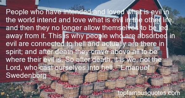 Quotes About Hell And Love