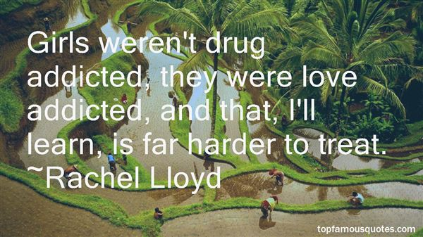 Quotes About Helping Drug Addicts