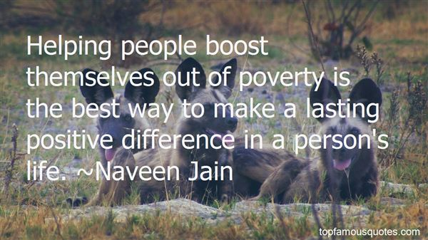 Quotes About Helping Make A Difference
