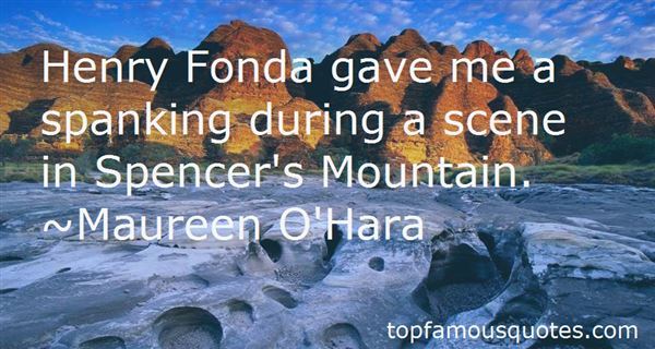 Quotes About Henry Fonda