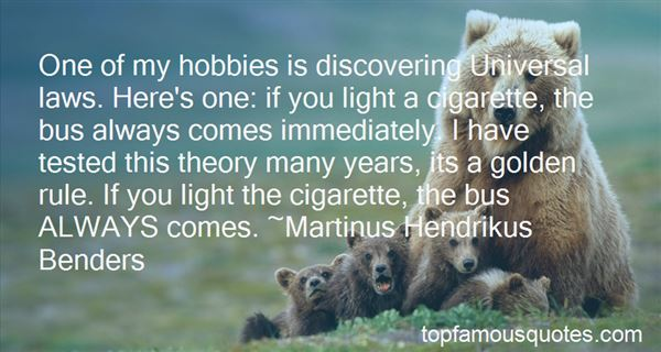Quotes About Hobbies And Interests
