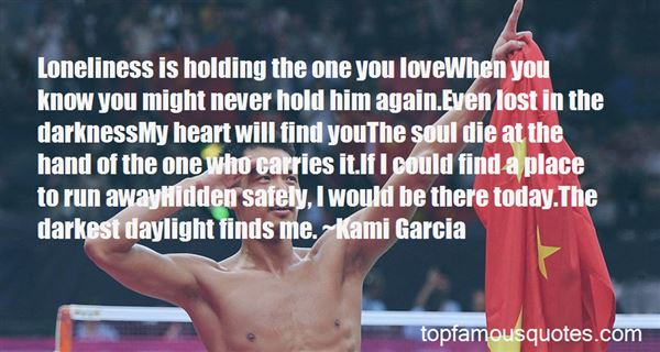 Quotes About Holding The One You Love