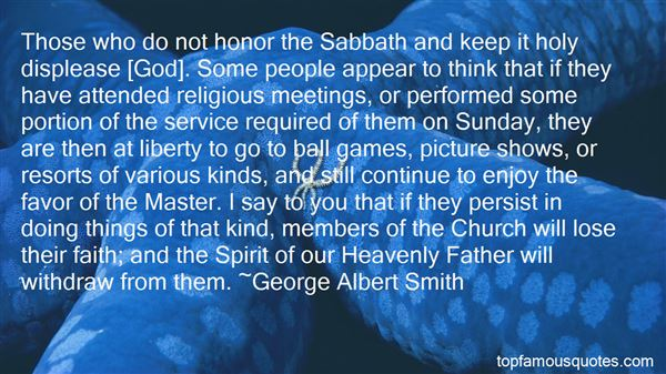 Quotes About Holy Sunday