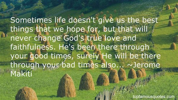 Quotes About Hope Love And Faith
