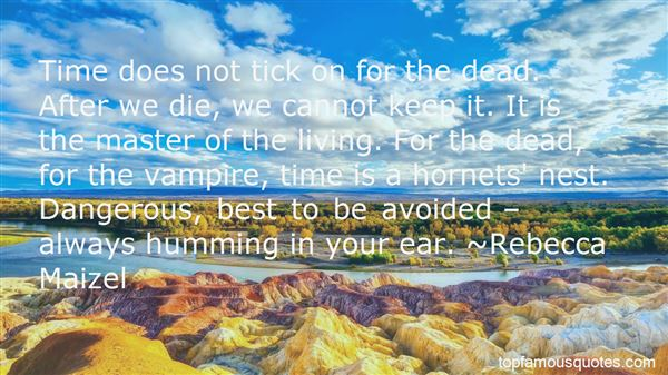 Quotes About Hornets Nest