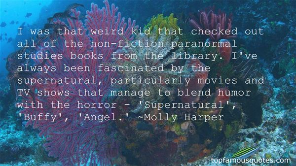 Quotes About Horror Books