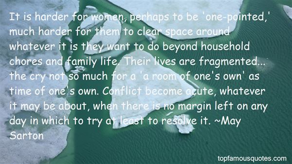 Quotes About Household Chores