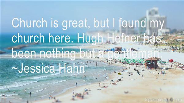 Quotes About Hugh Hefner