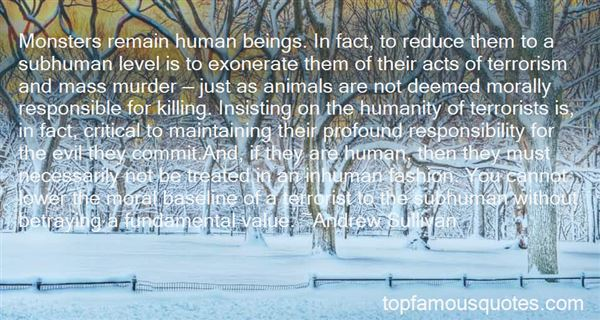 Quotes About Human Beings And Animals