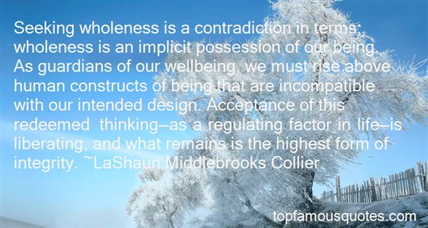 Quotes About Human Contradiction