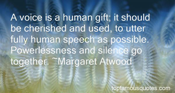 Quotes About Human Speech