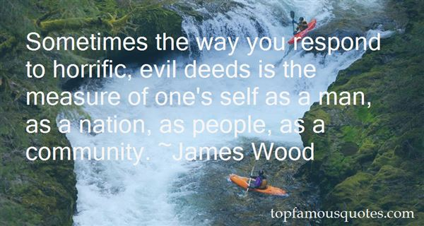 Quotes About Humanities Self Destruction