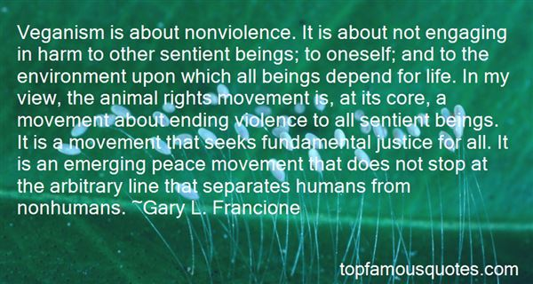 Quotes About Humans And Violence