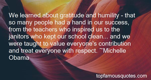 Quotes About Humility And Success