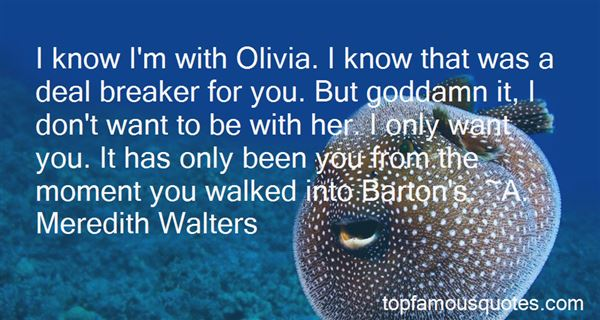 Quotes About I Only Want You