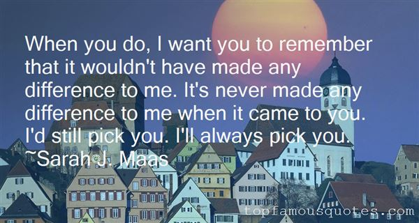 Quotes About I Want You