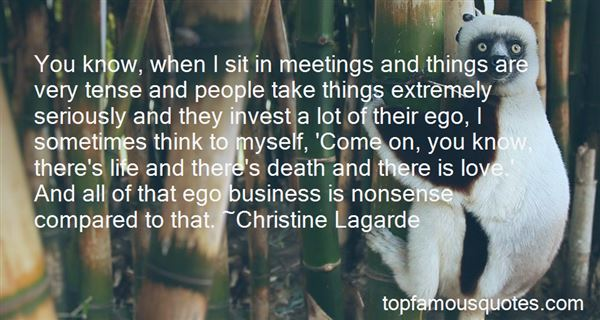 Quotes About Ignoring Nonsense
