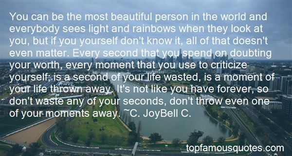 Quotes About Illuminating Moments
