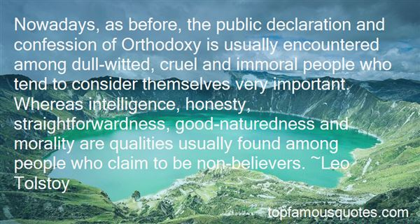 Quotes About Immoral People
