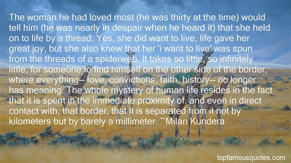 Quotes About Infinite Faith