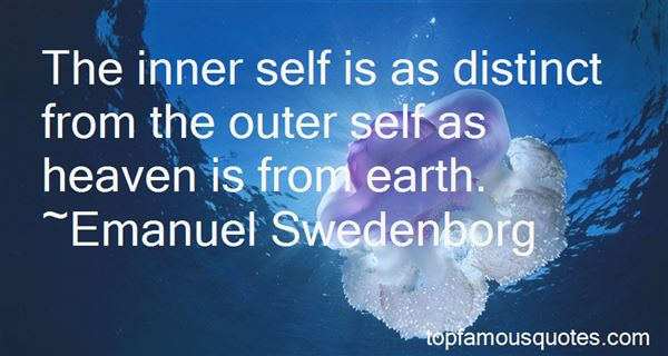 Quotes About Inner And Outer Self