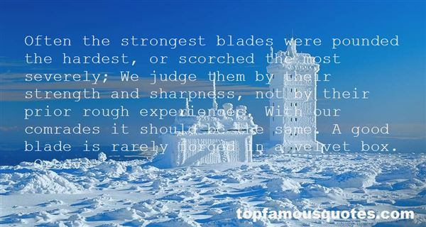 Quotes About Inner Strength And Perseverance