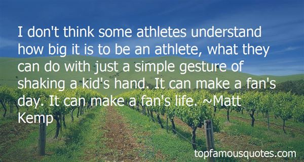 Quotes About Inspirational Athletes