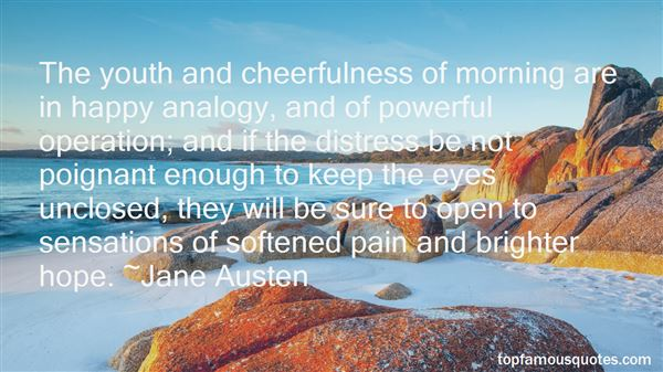 Quotes About Inspirational Cheerfulness