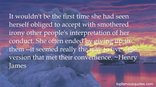 Quotes About Inspirational Interpretation
