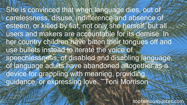 Quotes About Intellectually Disabled