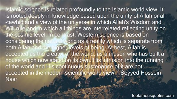 Quotes About Islamic Mecca
