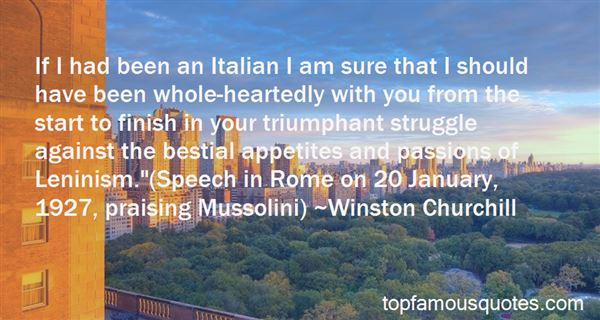 Quotes About Italian Cars