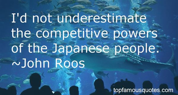 Quotes About Japanese People