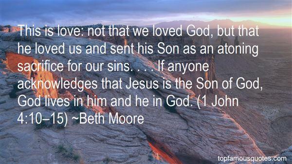 Quotes About Jesus Sacrifice