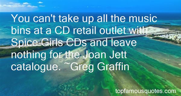 Quotes About Joan Jett