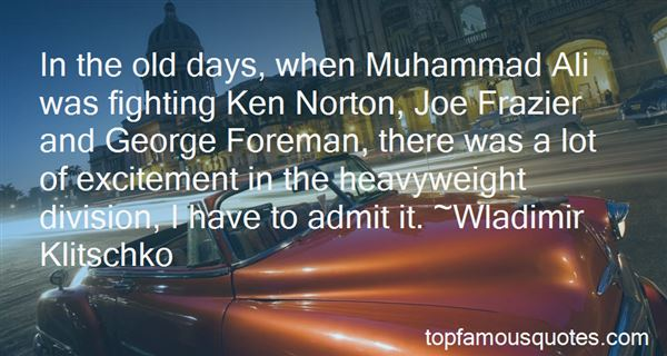 Quotes About Joe Frazier